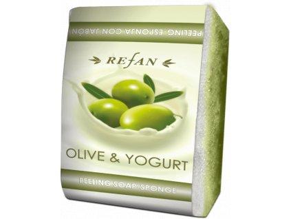 spong olive yoghurt