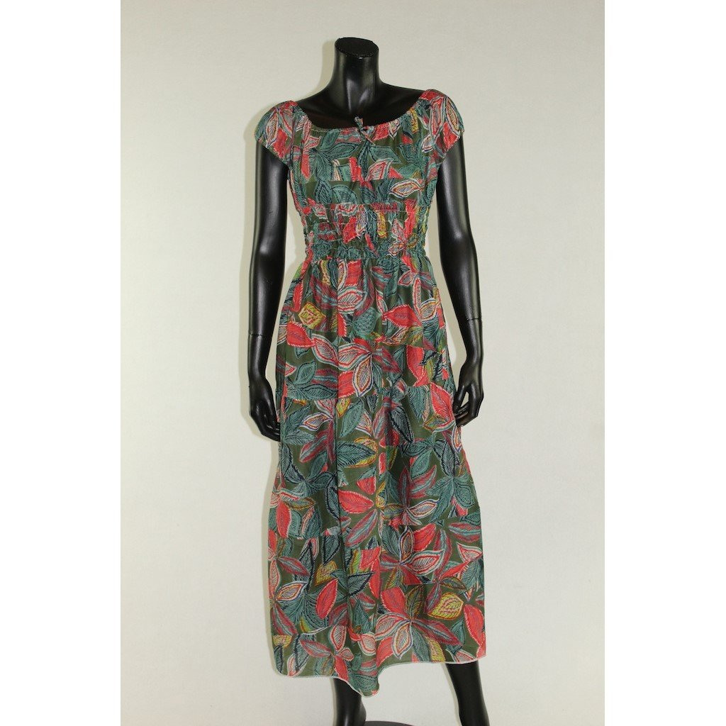 šaty s žebrováním barevné