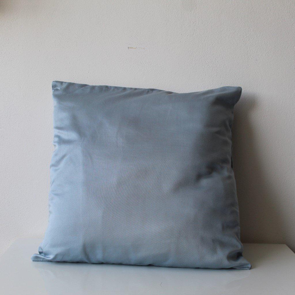 Povlak na polštářek šedý