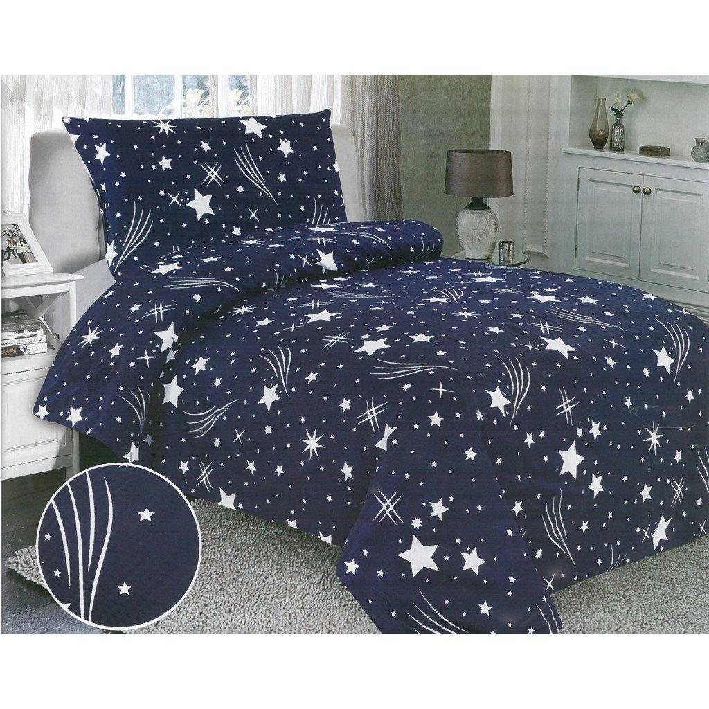 Krepové modré hvězdy