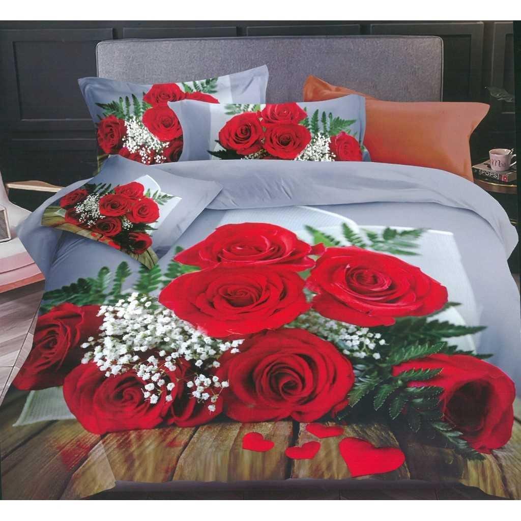 5D Kytice růží