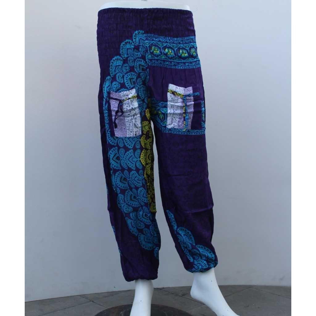 Aladinky páv fialové