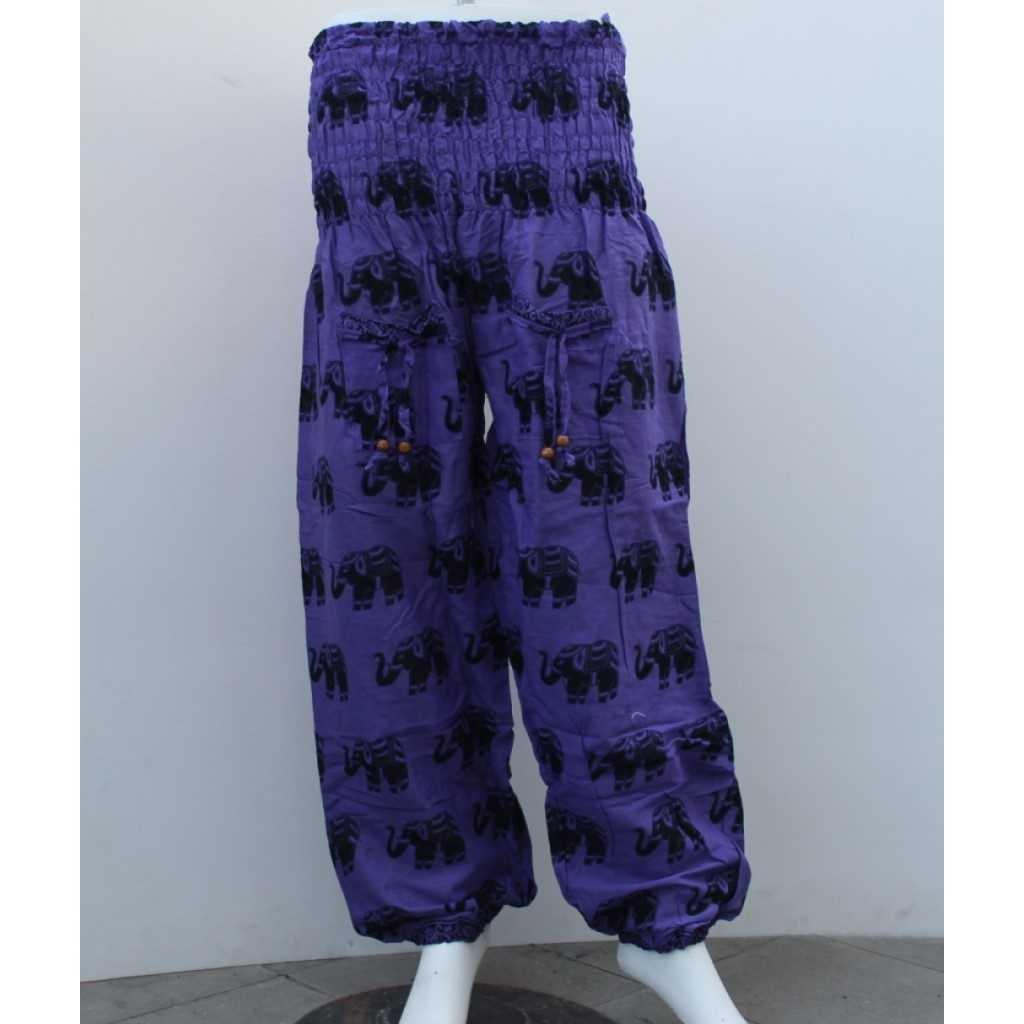 Aladinky slon fialové