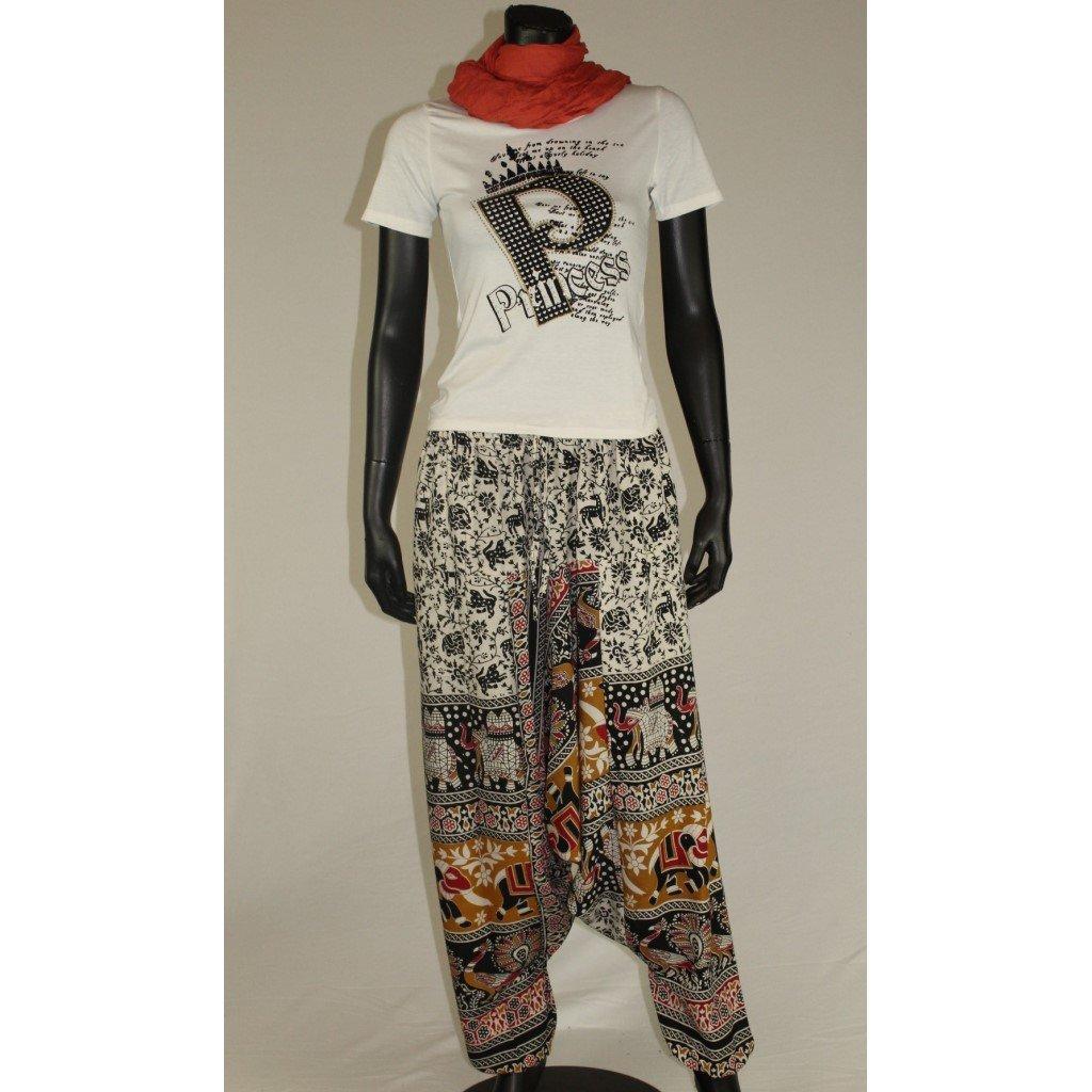Kalhoty aladinky vz2