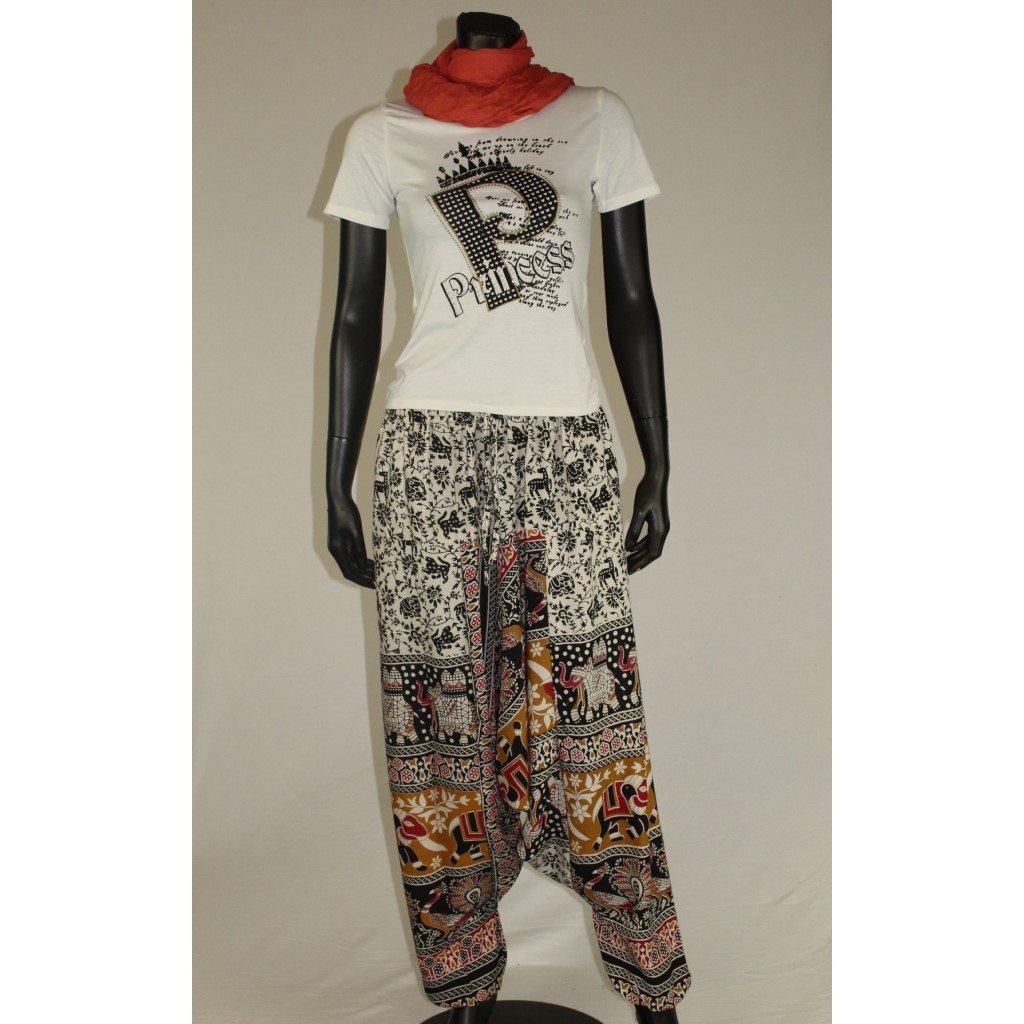 Kalhoty aladinky vz3