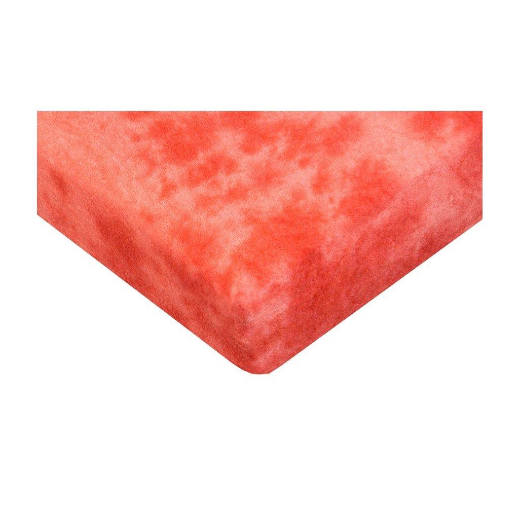 18075 aaryans batikovane prosteradlo frote cervene