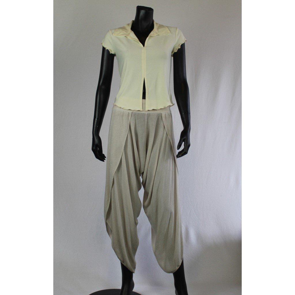 Kalhoty Donna 6229 béžové