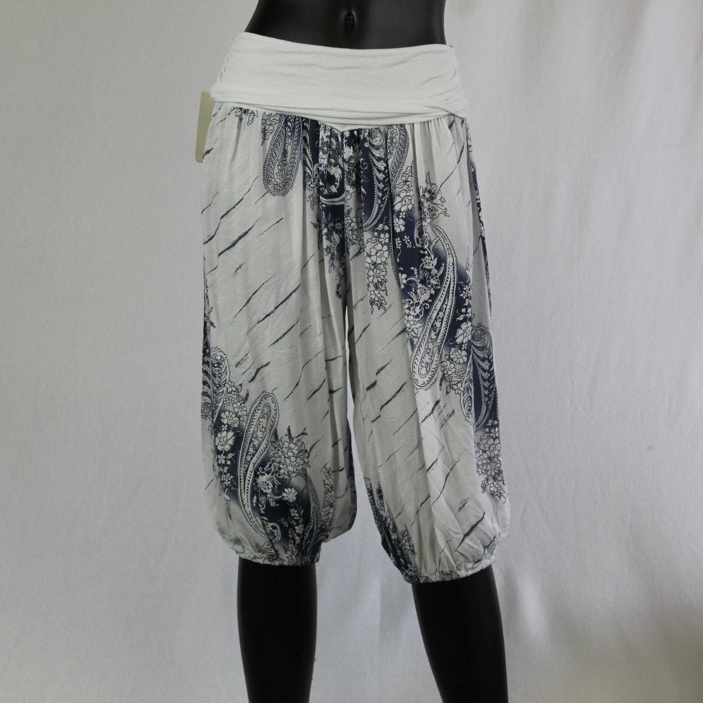 Kalhoty Donna 7005 bílé