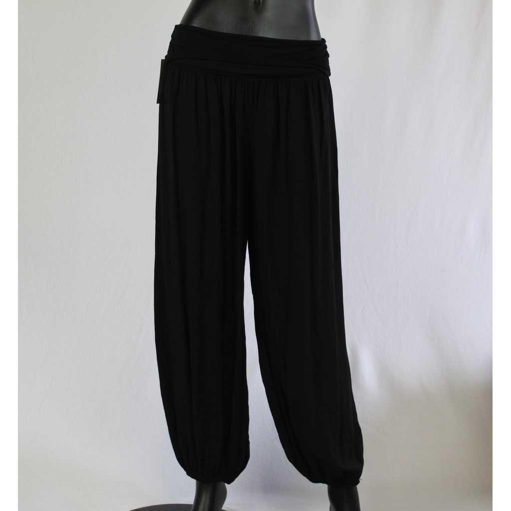 Kalhoty Donna 6089 černé