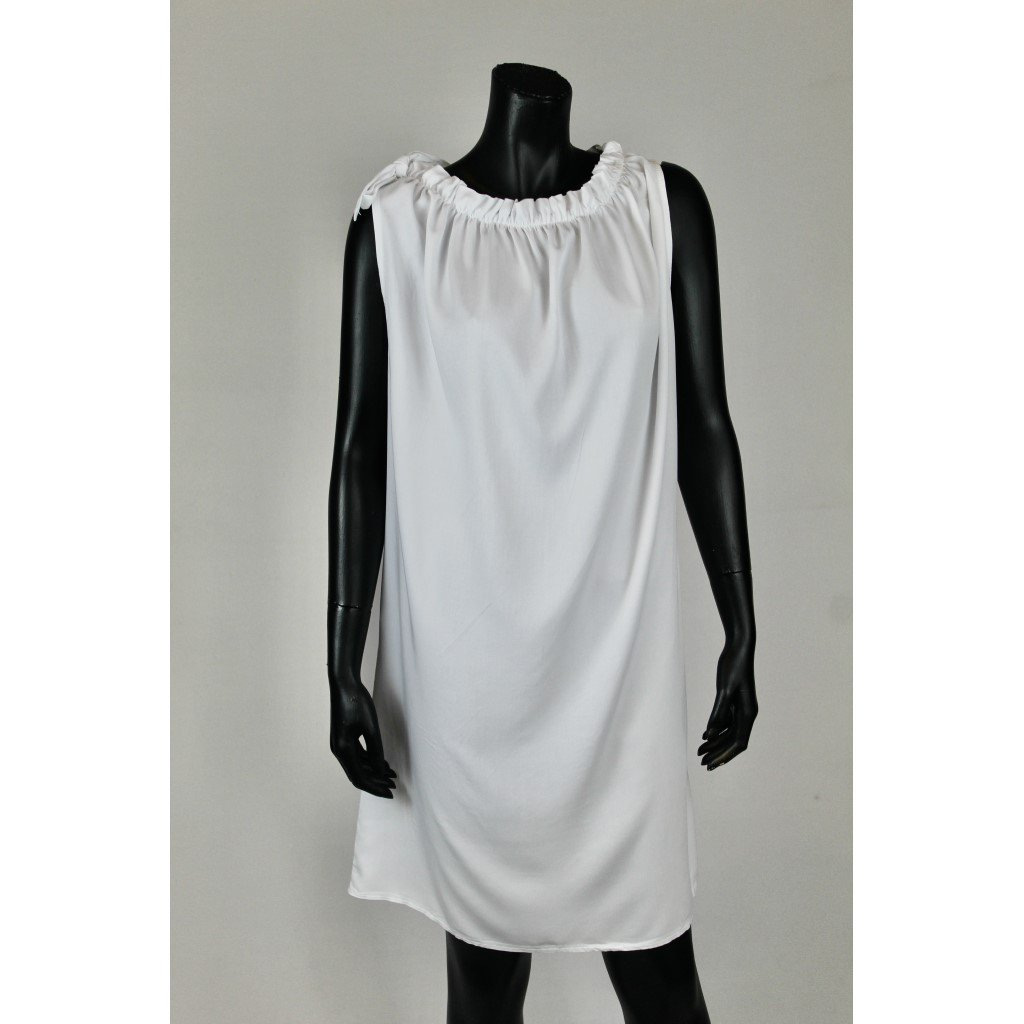 Šaty Donna 3004 bílé
