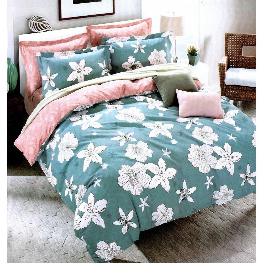 557611 140x200cm 70x90xm 80% bavlna 20% polyester 4 ks