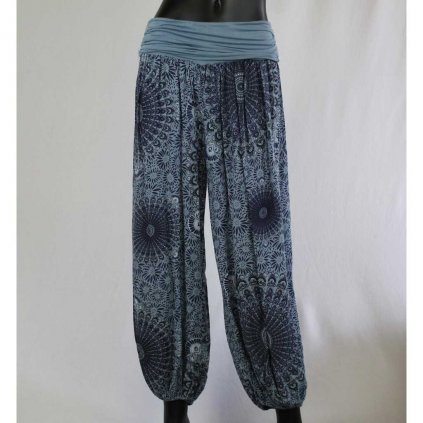 Kalhoty Donna 6089 modré
