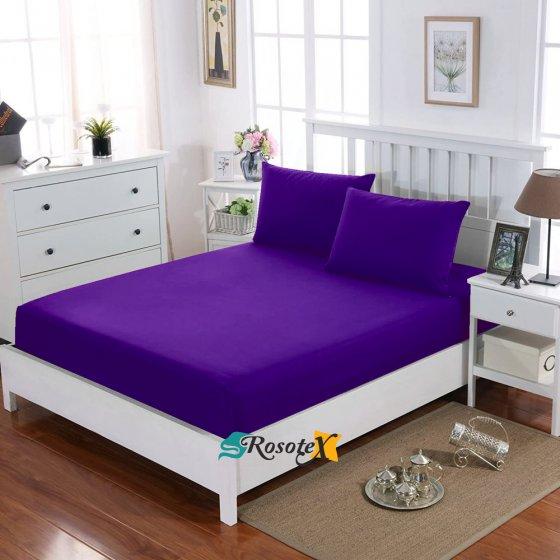 Plachty Jersey fialova