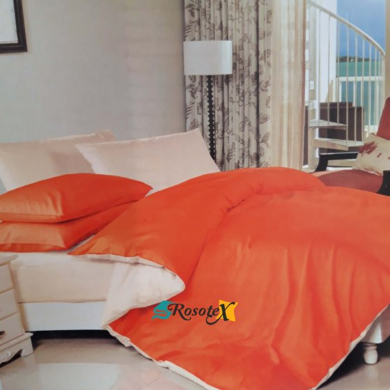 Obliečky LUNA oranžová