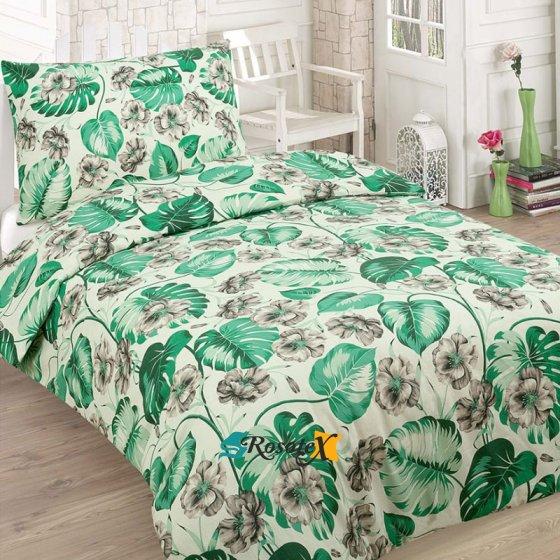 bavlnene obliecky SOFI green 2 dielna sada 140x200cm