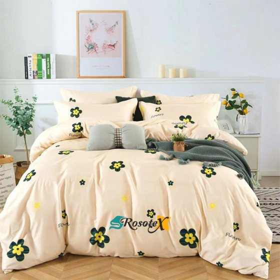 postelne obliecky FLOWERY