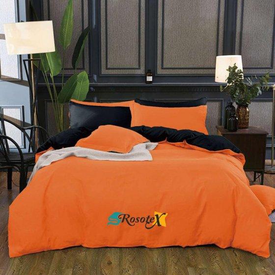 postelne obliecky creme orange 200x220 2647