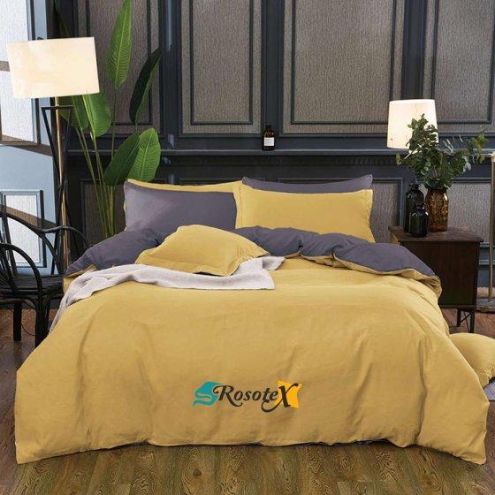postelne obliecky yellow 200x220 2715