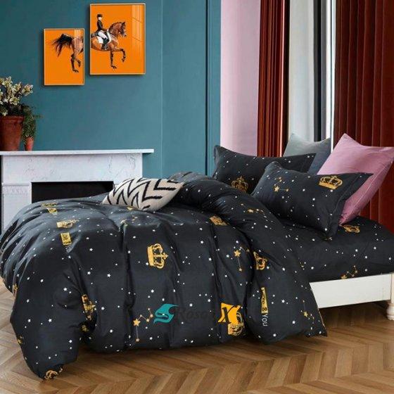 postelne obliecky TIMEA LOVE KING 3 dielna sada 140x200cm