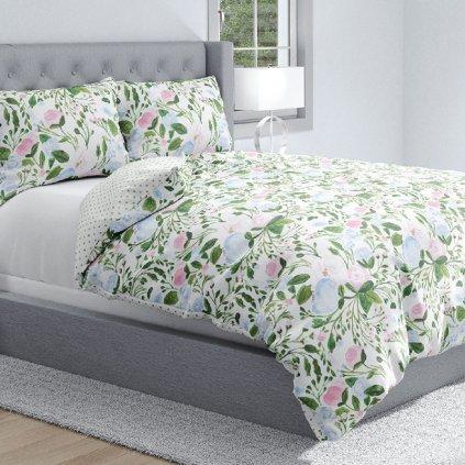 postelne obliecky deluxe bavlna 01A 140x200