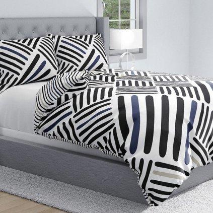 postelne obliecky deluxe bavlna 04A 140x200
