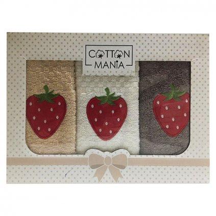 kuchynske utierky strawbery
