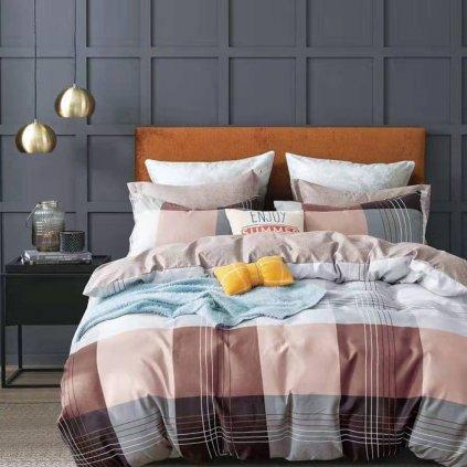 postelne obliecky DAMIAN 3 dielna sada 140x200cm
