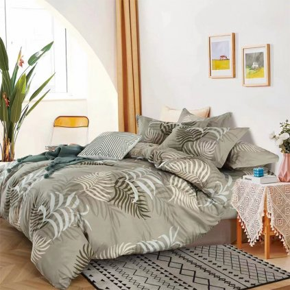 postelne obliecky ELEGANT LEAFS