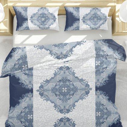 bavlnene obliecky JANE ORIENT 2 dielna sada 140x200cm