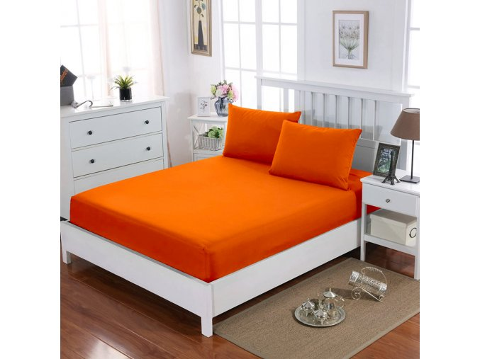 Plachty Jersey oranzova