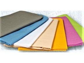 Bavlnené plachty bez gumy 520x520