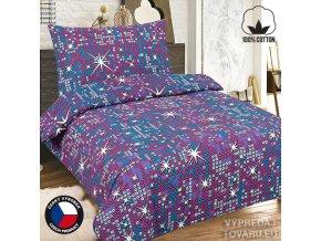fialoveperly bavlnene obliecky fialova 500x500