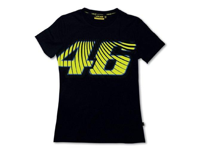 Tričko dámske - Valentino Rossi - Black 46 - 2014