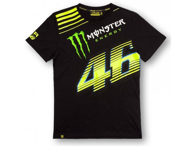 tricko valentino rossi monster black 2015 full 1