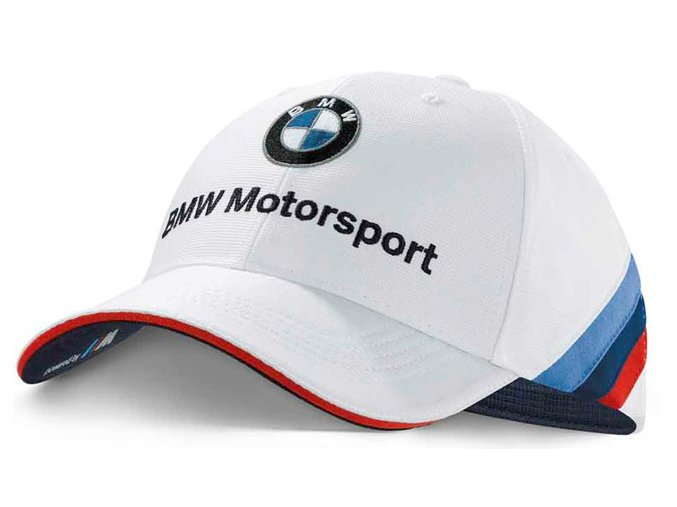 siltovka bmw motorsport white full 1