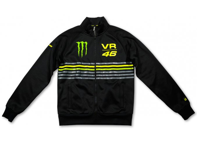 bunda valentino rossi monster black 46 full 1