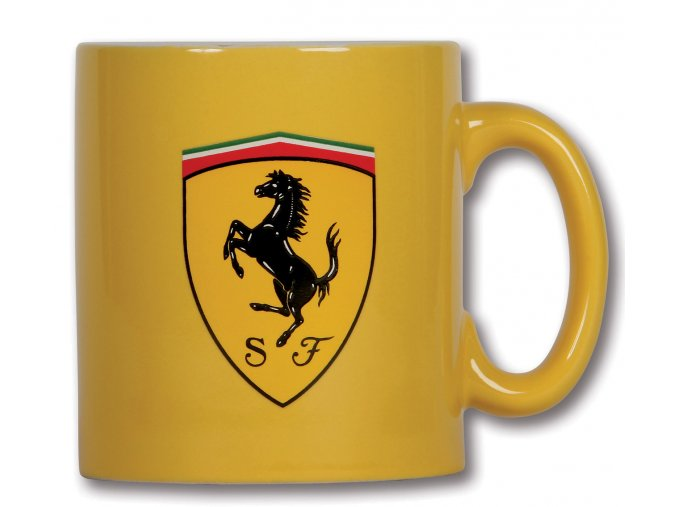 ferrari pohar scudetto yellow full 1