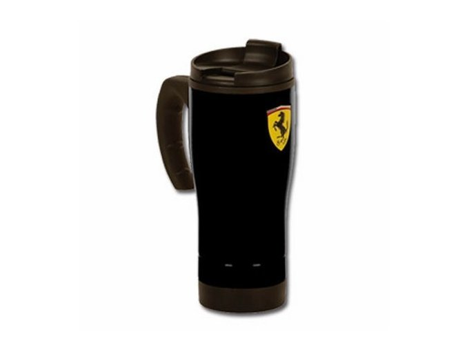 pohar ferrari thermo mug new black