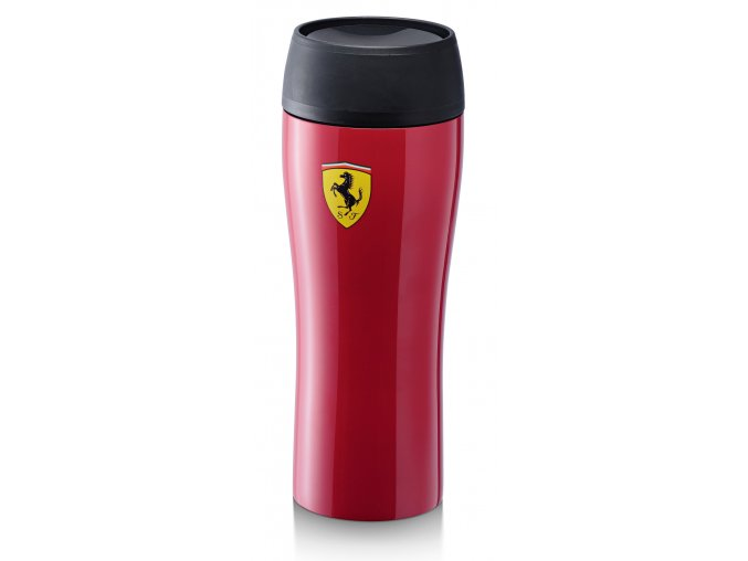 pohar ferrari thermo mug push red full