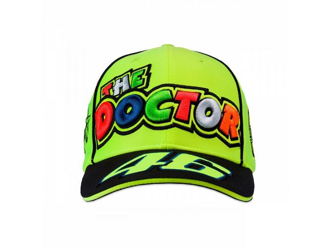 Šiltovka - Valentino Rossi - The Doctor