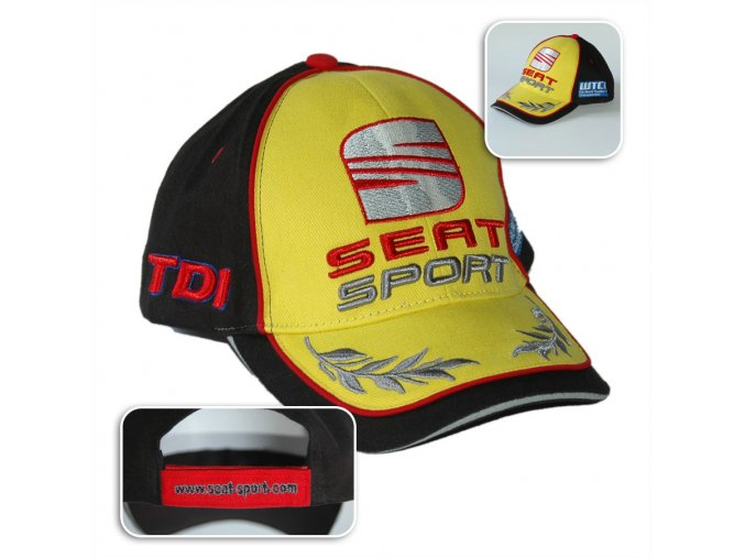 siltovka seat sport tdi yellow full 1