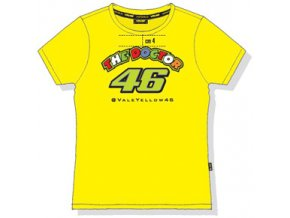 tricko valentino rossi the doctor yellow 2014
