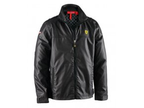 Bunda - Ferrari - Double Layer Race Black