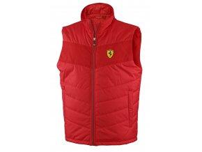 Vesta - Ferrari - Padded Vest Red