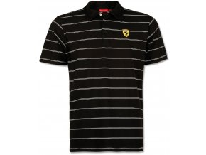 ferrari kosela scudetto black white stripe full 1