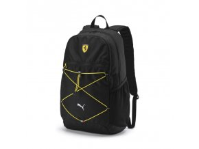 Scuderia Ferrari Fanwear Backpack Accessories Black 800x800
