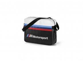 80222461144 M Motorsport Schoudertas Ekris BMW Webshop