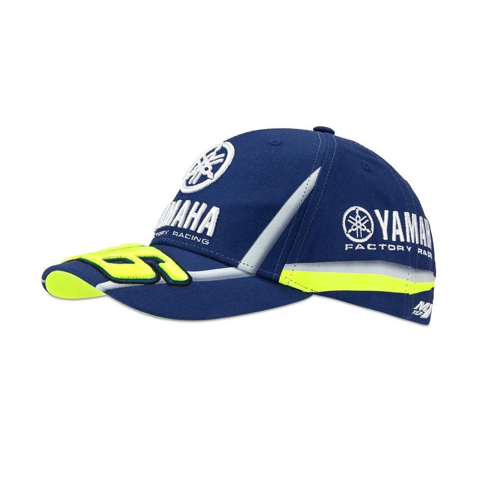 Šiltovka - Valentino Rossi - Yamaha Team 2019 Veľkosť: Jednotná