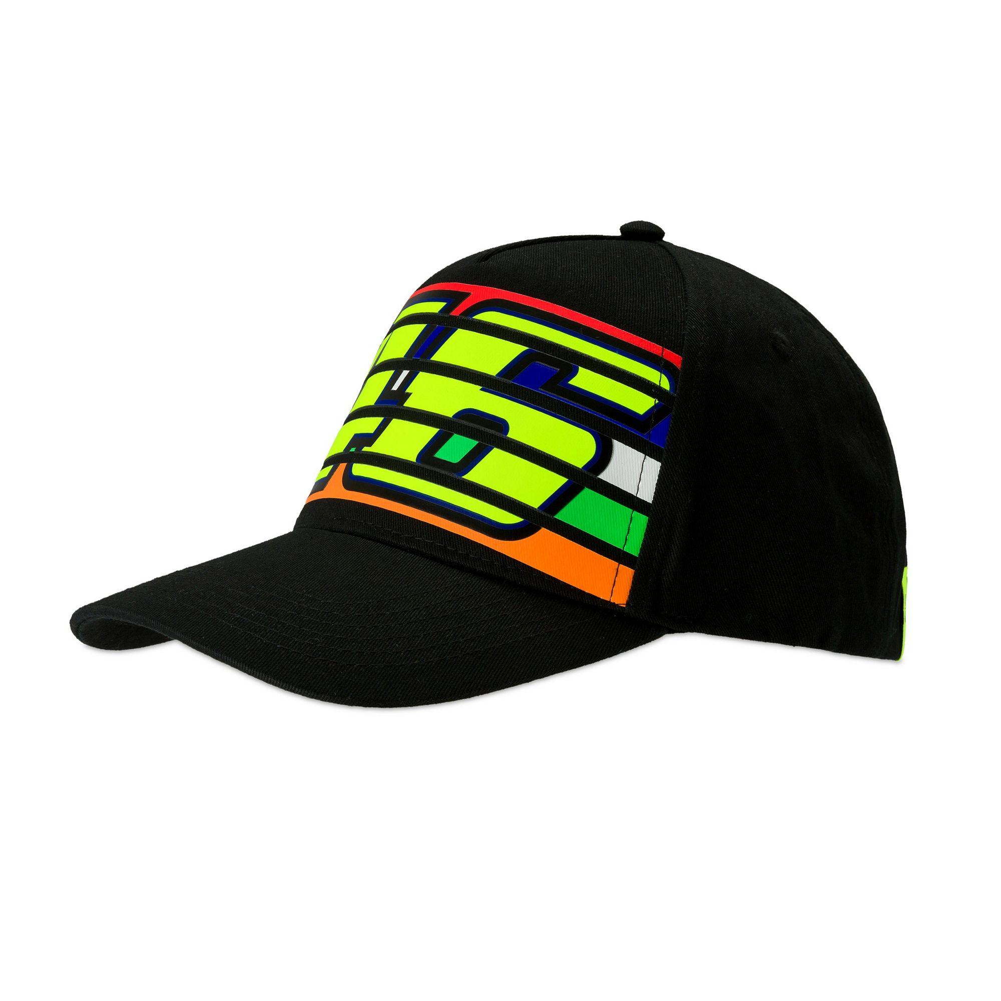 Šiltovka - Valentino Rossi - Black 46 Veľkosť: Jednotná