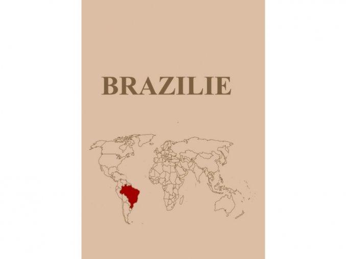 Brazilie - Bezkofeinová